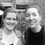 Dorien Dierckx en Jolien Legrand