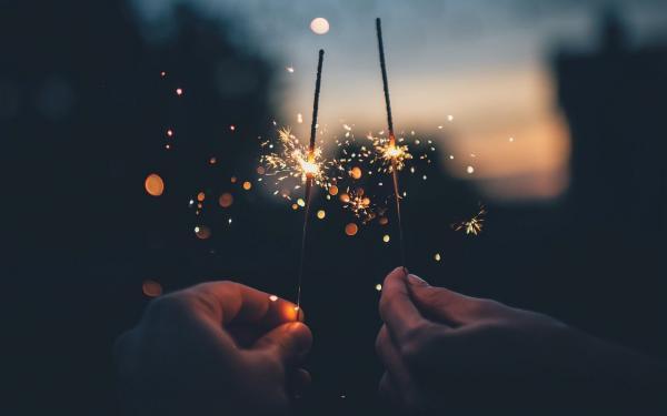 Vuurwerkjes