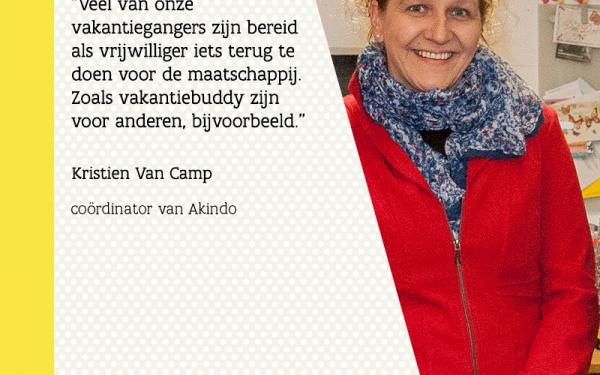 Quote Kristien Van Camp
