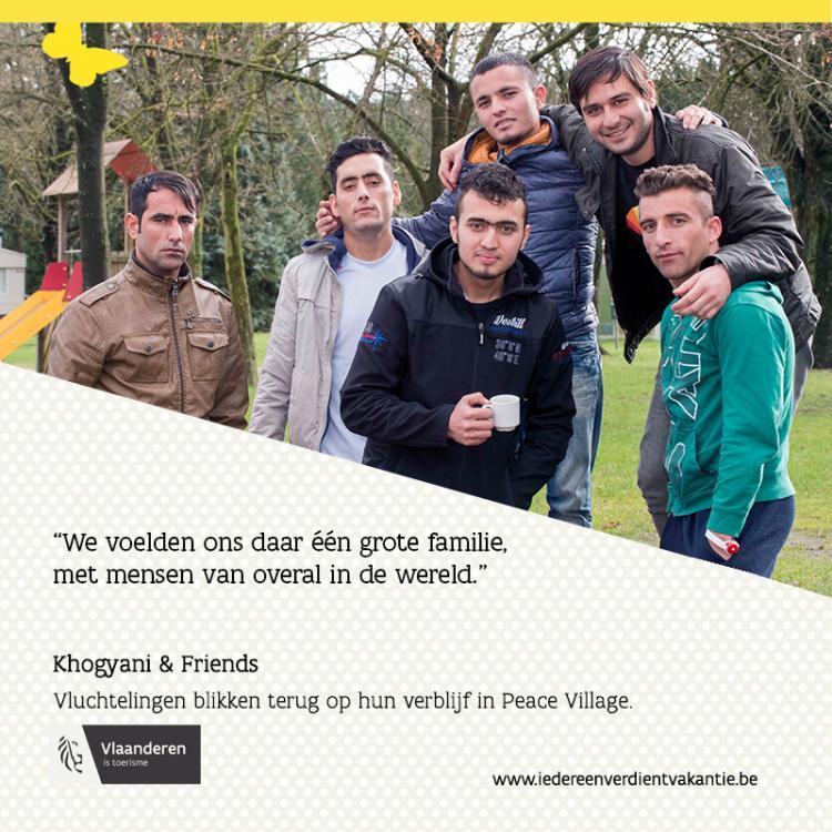 Quote Khogyani & Friends